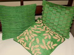 """GREEN"" in both color and sustainablity is a beautiful choice..."