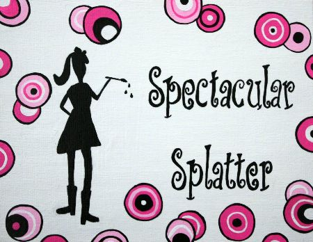 Spectacular Splatter!
