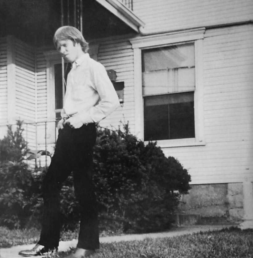 Jandek - You Walk Alone album cover