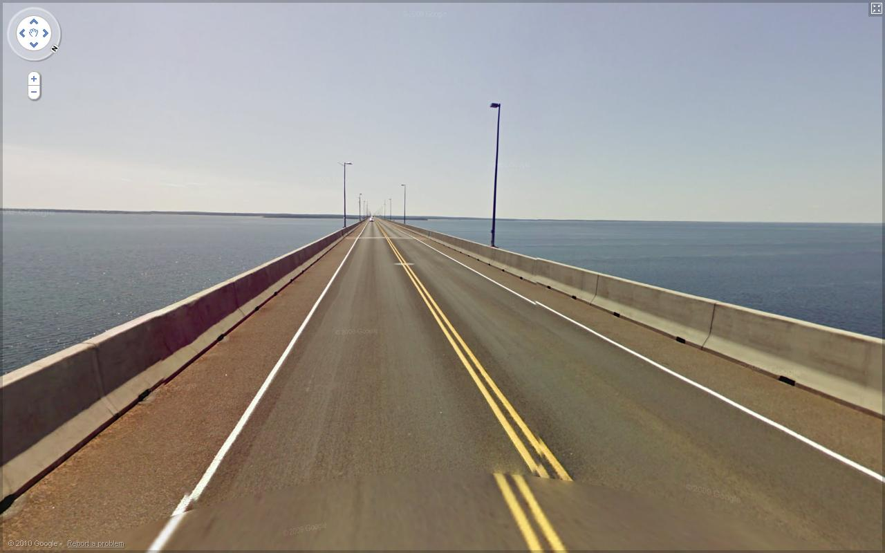 Bridge confederation bridge pei