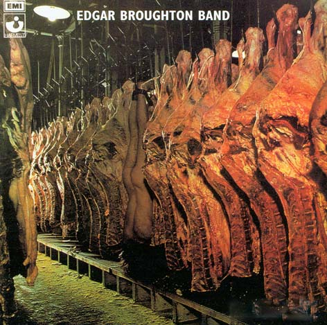 Edgar Broughton Band - Edgar Broughton Band album cover