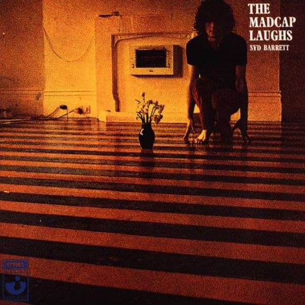 Syd Barrett - The Madcap Laughs album cover