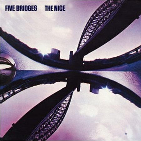 The Nice - Five Bridges album cover