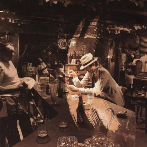 Led Zeppelin - In Through the Out Door album cover