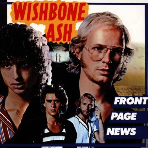 Wishbone Ash - Front Page News album cover