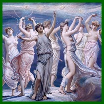Group of Seven Pleiades