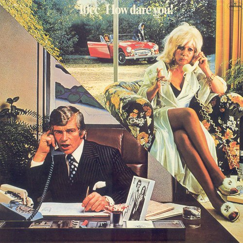 10cc - How Dare You! album cover