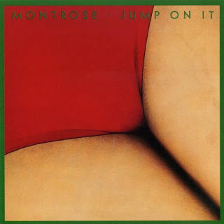 Montrose - Jump on It album cover