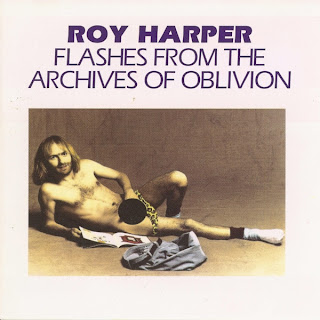 Roy Harper - Flashes from the Archives of Oblivion album cover
