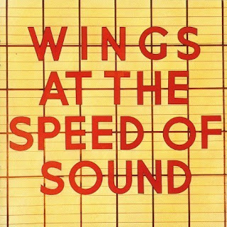 Wings - Wings at the Speed of Sound album cover