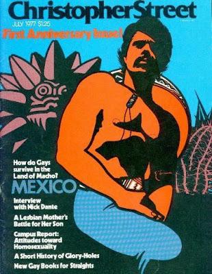 Gay Literary Magazine 110