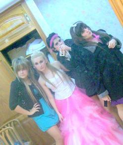 las amo locas =)
