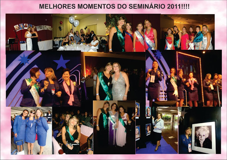 SEMINÁRIO 2011