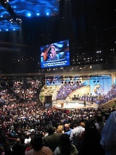 Joel Osteen Video Stream