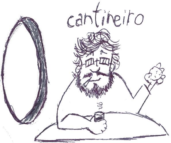 O Cantineiro