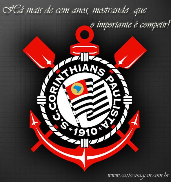 Parabéns Corinthians!