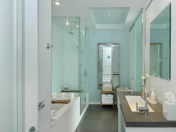 What does your bathroom look like all things nice for Condo bathroom designs