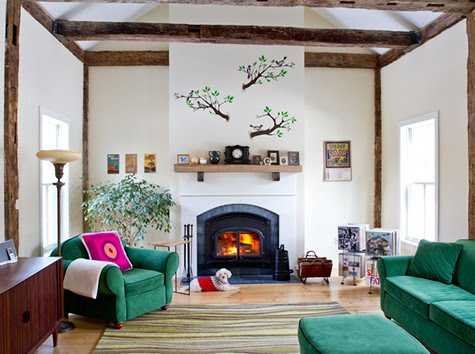Some spring time inspiration o all things nice - Idee deco maison interieur ...