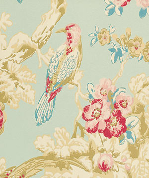 how about some pretty birds on your wall - all things nice