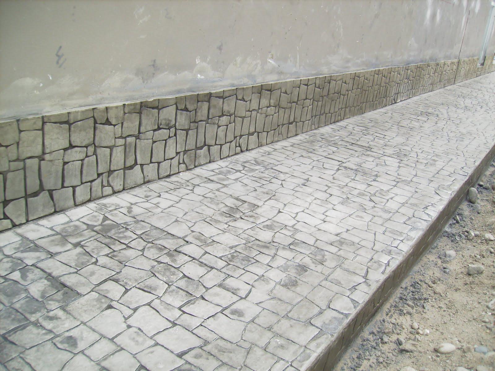 Zocalos exteriores best trendy serie bastin natural with for Zocalos rusticos para patios