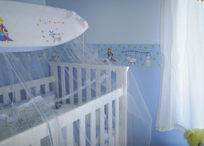 Quarto Infantil O Pequeno Principe ~ Jacques Papel de Parede Quarto infantil