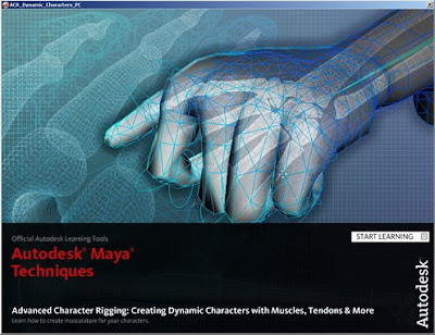 Alias Maya Techniques Maya Fluid Effects (1 dvd)