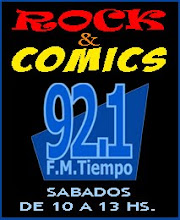 ROCK AND COMICS
