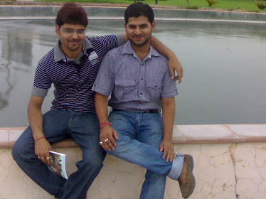 PRASHEN N ABHIJEET BOTH ARE FRIEND