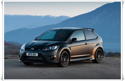 2011 ford focus rs500 car wallpaper