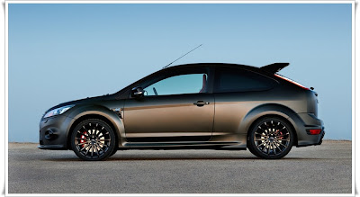 2011 ford focus rs500 side view