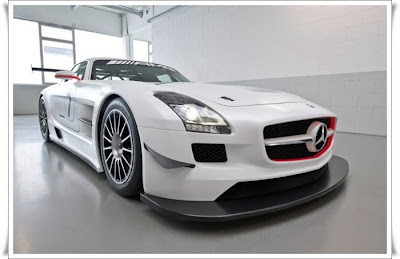 2010 mercedes benz sls amg gt3 photo