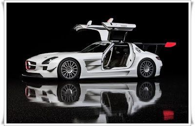 2010 mercedes benz sls amg gt3 picture
