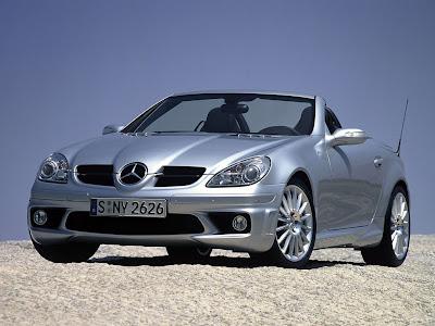 2010 Mercedes-Benz SLK 350