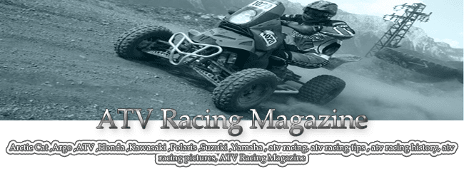 ATV Racing Magazine