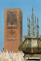 Rabat Hassan tower 1995/الرباط - صومعة حسان 1995