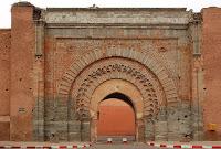 Maroc Marrakech Bab Agnaou/المغرب مراكش - باب أكناو