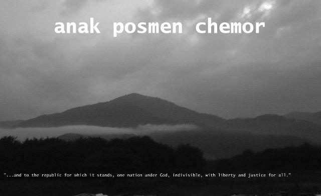 anak posmen chemor