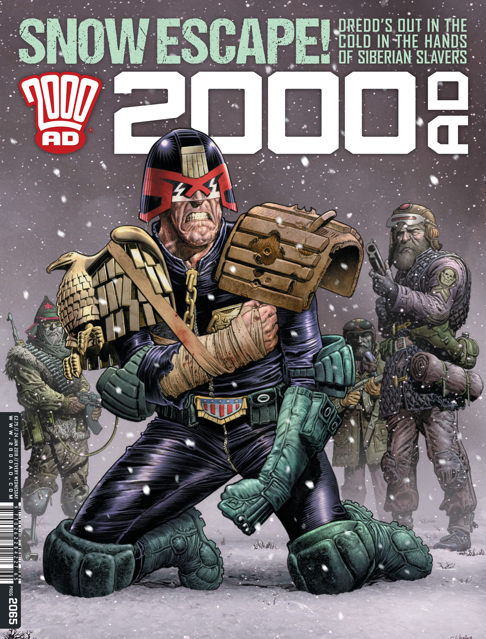 2000 AD 2065 Page 1