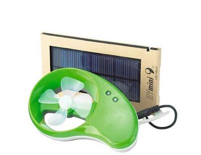 HyMini, Portable Charger Tenaga Angin + Matahari