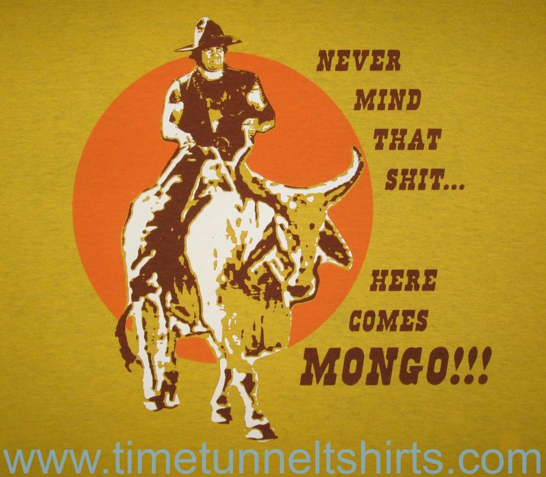 Mongo Blazing Saddles Quotes