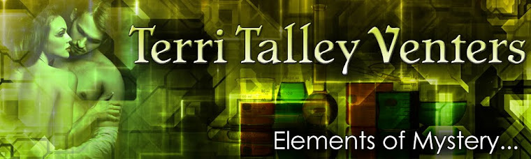 Elements Of Mystery, by Terri Talley Venters