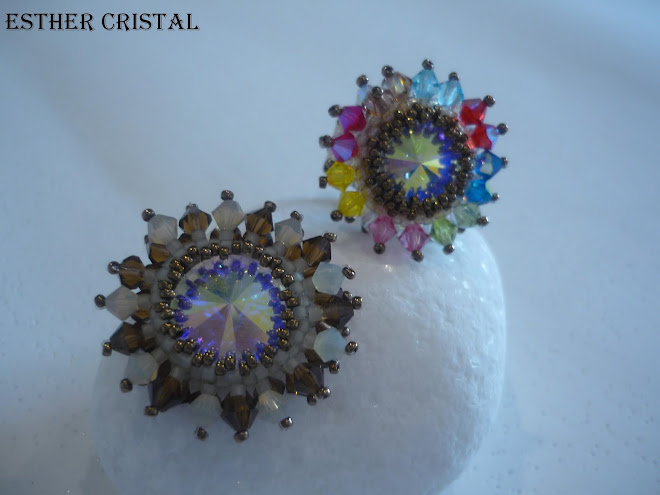 Anillos Crystal Burst de Laura McCabe