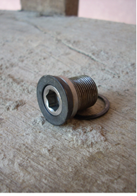 fixing bolt