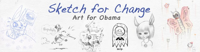 Sketch For Change Blog