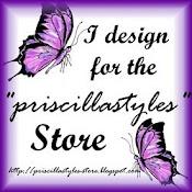 I'm a Proud Designer for Priscillastyles Store