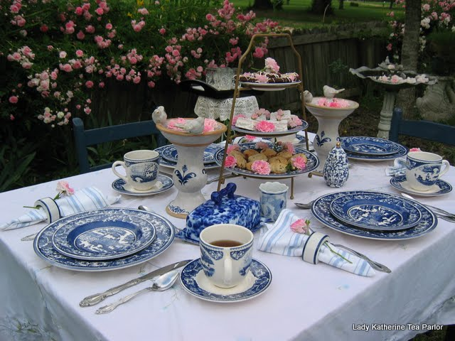 Mesmerizing Table Setting For Tea Pictures - Best Image Engine ...