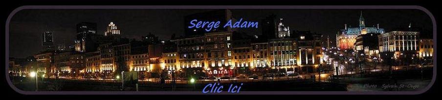 SERGE ADAM
