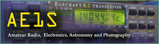 AE1S Amateur Radio Blog