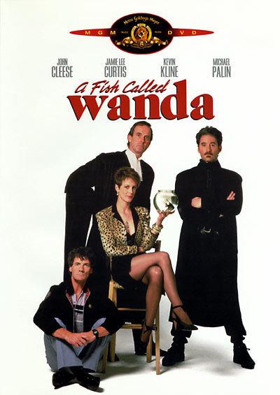 Um Peixe Chamado Wanda (Dublado)