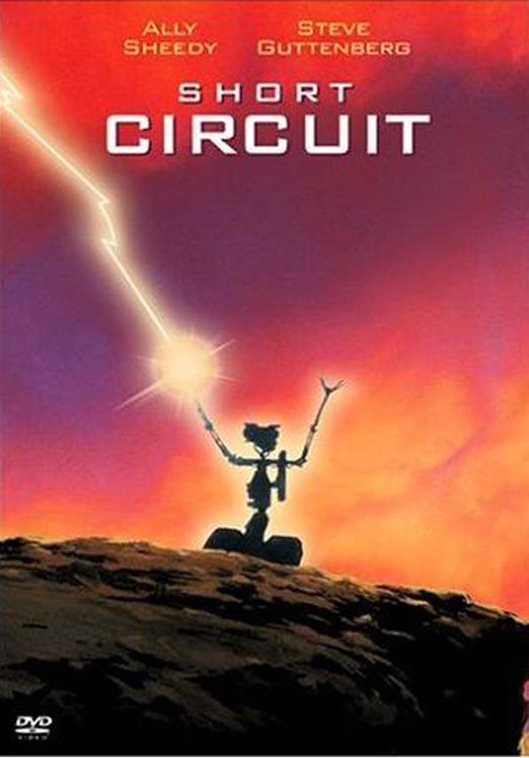 Um Robô Em Curto Circuito (Tri Audio)